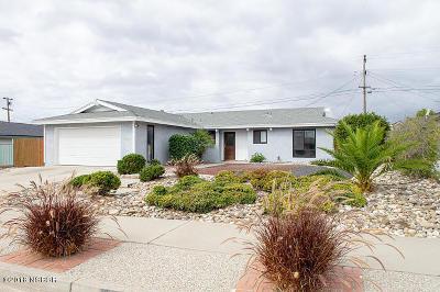 Lompoc Single Family Home For Sale: 271 Regulus Avenue