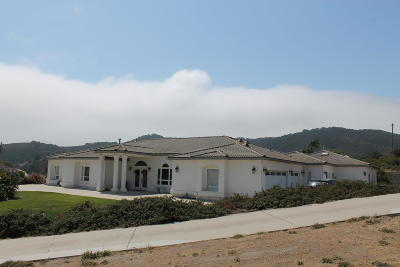 San Luis Obispo County Single Family Home For Sale: 6850 Ontario Road