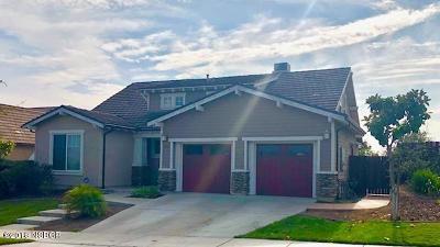 Lompoc Single Family Home For Sale: 3764 Uranus Avenue