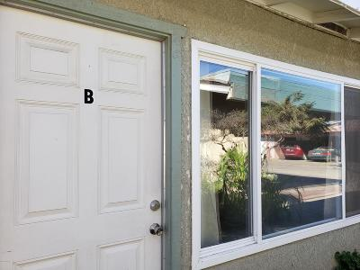 Santa Maria Multi Family Home Active Under Contract: 219 W Newlove Drive
