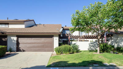 Santa Maria Single Family Home For Sale: 1288 Estes Drive