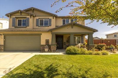 Lompoc Single Family Home For Sale: 1016 Conception Drive