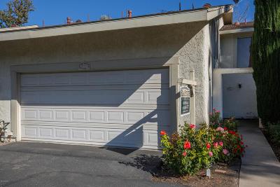 Solvang Single Family Home For Sale: 2103 Village Lane