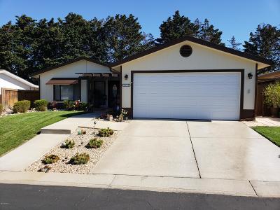 Santa Maria Single Family Home For Sale: 3290 Ridge View Drive