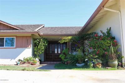 Santa Maria Single Family Home For Sale: 2880 Monte Verde Drive