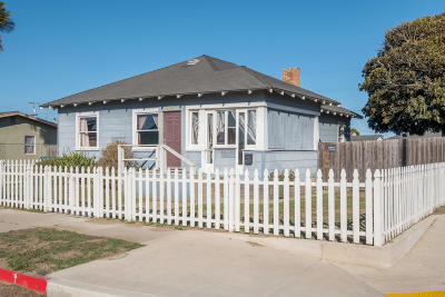 Lompoc Single Family Home For Sale: 200 N F Street