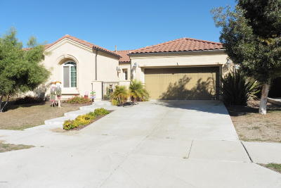 Lompoc Single Family Home For Sale: 522 Palomar Circle