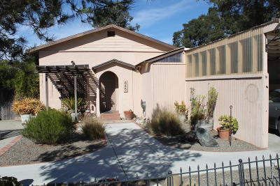 Santa Maria Single Family Home For Sale: 845 Union Avenue