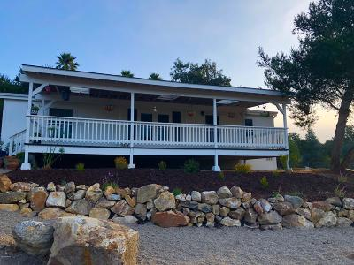 San Luis Obispo County Single Family Home For Sale: 265 Broken Arrow Road