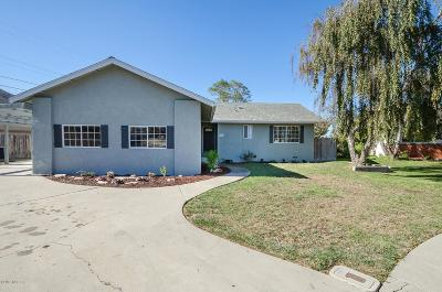Lompoc Single Family Home For Sale: 916 W Loquat Court
