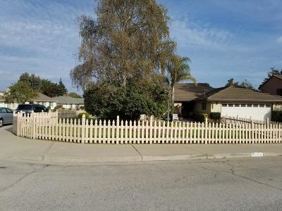 Santa Maria CA Single Family Home For Sale: $555,900