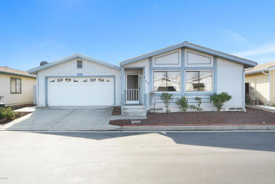 Santa Maria Single Family Home For Sale: 519 W Taylor Street #406