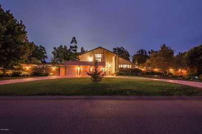 Santa Maria Single Family Home Active Under Contract: 2232 Glacier Lane