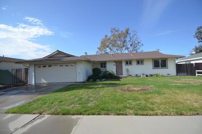 Single Family Home For Sale: 4613 Martin Avenue
