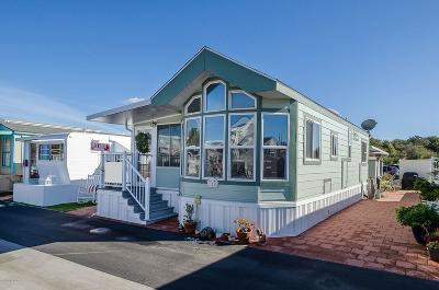 Pismo Beach Single Family Home For Sale: 200 S Dolliver Street #325