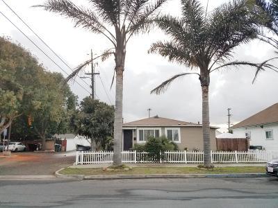 Lompoc Single Family Home For Sale: 113 N K Street