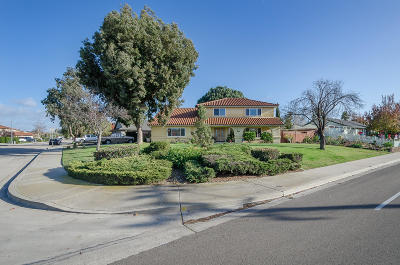 Santa Maria Single Family Home For Sale: 684 Clubhouse Drive