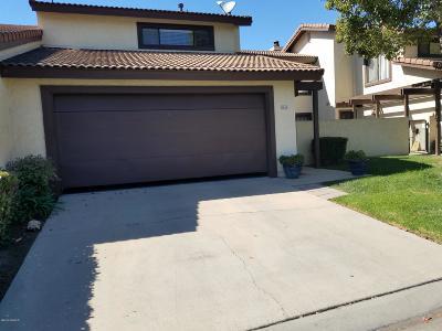 Santa Maria Single Family Home For Sale: 1244 Estes Drive