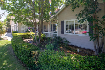 Santa Ynez Single Family Home For Sale: 3374 Manzana Street