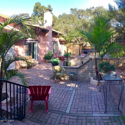 San Luis Obispo County Single Family Home For Sale: 631 Pomeroy Road