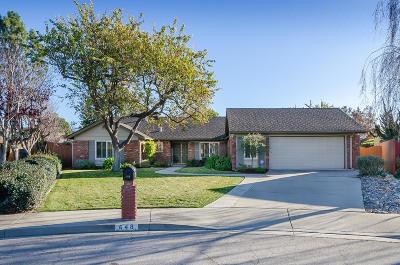 Santa Maria Single Family Home For Sale: 648 Woodbridge Court