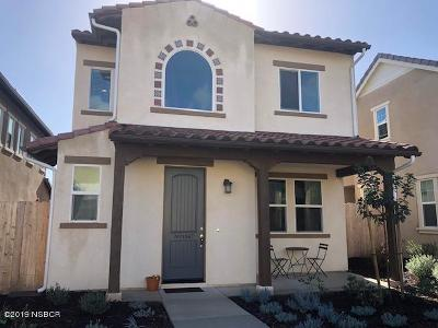 Santa Maria Single Family Home For Sale: 1967 Sterling Place