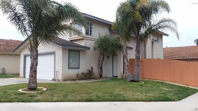 Santa Maria CA Single Family Home For Sale: $379,000