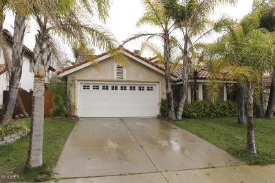 San Luis Obispo Single Family Home For Sale: 1317 Ironbark Street
