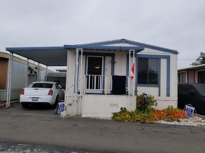 Single Family Home For Sale: 1600 E Clark Avenue #57