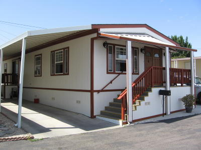Santa Maria CA Single Family Home For Sale: $98,900