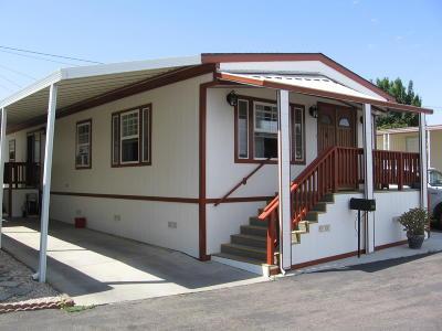 Single Family Home For Sale: 1600 E Clark Avenue #114