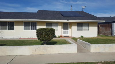 Lompoc Single Family Home For Sale: 1509 Calle Primera