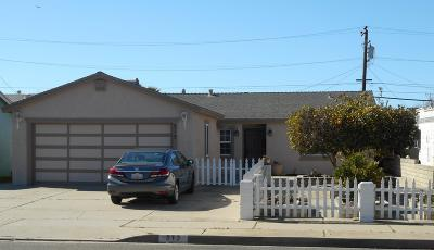 Lompoc Single Family Home For Sale: 513 N 7th Street