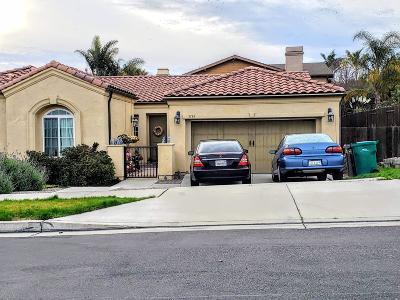 Lompoc Single Family Home For Sale: 3739 Lunar Circle