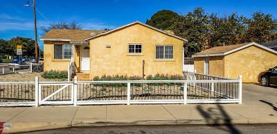 Arroyo Grande Single Family Home For Sale: 1198 Fair Oaks Avenue