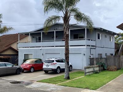 San Luis Obispo County Multi Family Home For Sale: 1776 Newport Avenue