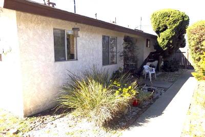 Santa Barbara County Single Family Home For Sale: 400 N A Street
