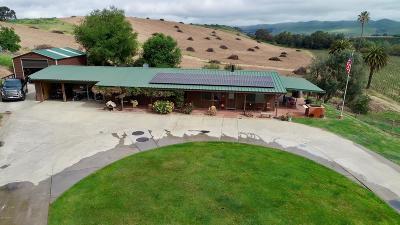 Santa Maria Single Family Home For Sale: 3549 Dominion Road