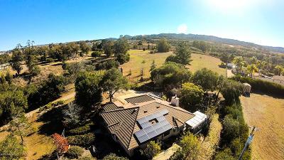 Santa Maria Single Family Home For Sale: 1370 E Clark Avenue