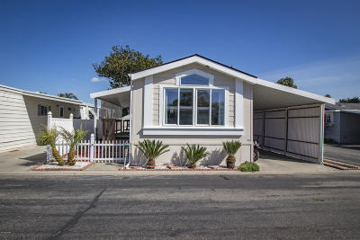 San Luis Obispo Single Family Home For Sale: 3860 S Higuera Street #267