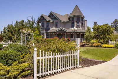 Single Family Home For Sale: 4527 Kapalua Drive