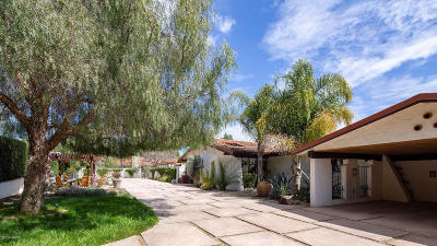 Los Olivos Single Family Home For Sale: 2956 Steele Street