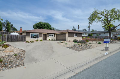 Single Family Home For Sale: 4046 Hillview Road