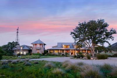 Santa Ynez Single Family Home For Sale: 4500 Via Rancheros Road