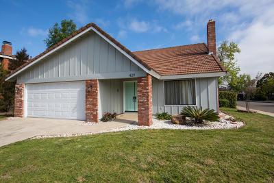 Single Family Home For Sale: 429 Via De La Cruz