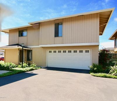 San Luis Obispo County Single Family Home For Sale: 1629 Manhattan Avenue
