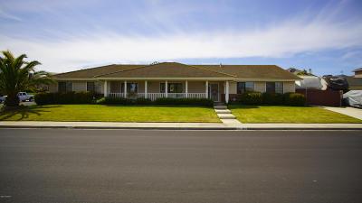 Single Family Home For Sale: 954 Sunrise Drive