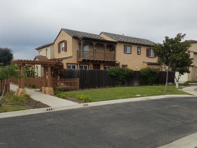Santa Maria CA Single Family Home For Sale: $389,000