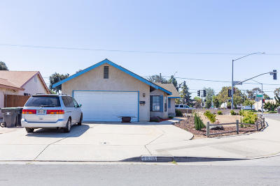 Santa Maria Single Family Home For Sale: 1606 N Miller Street
