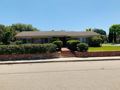 Santa Maria Single Family Home For Sale: 986 Briarcliff Drive